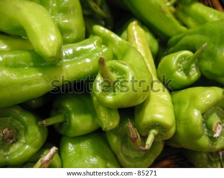 ERECTION PEPPERS