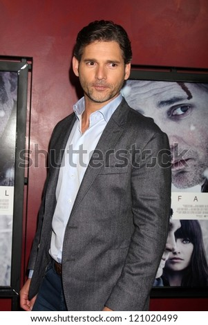 "Eric Bana at the ""Deadfall"" Los Angeles Premiere, Arclight, Hollywood, CA 11-29-12"