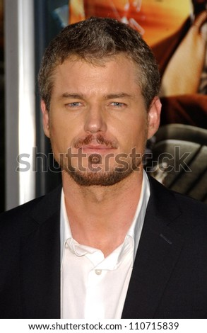 "Eric Dane at the Los Angeles Premiere of ""Rush Hour 3"". Mann's Chinese Theater, Hollywood, CA. 07-30-07"