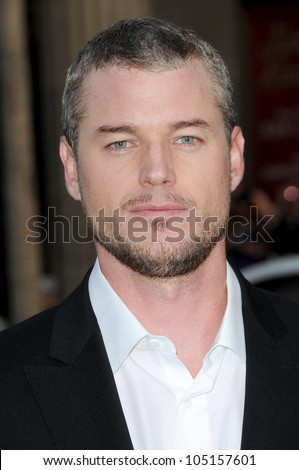 Eric Dane at the Los Angeles Premiere of 'Terminator Salvation'. Grauman's Chinese Theatre, Hollywood, CA. 05-14-09
