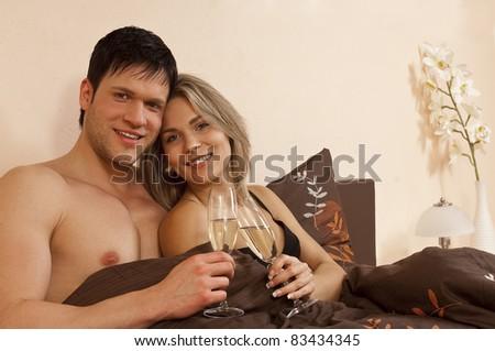 Bisexual couple photo