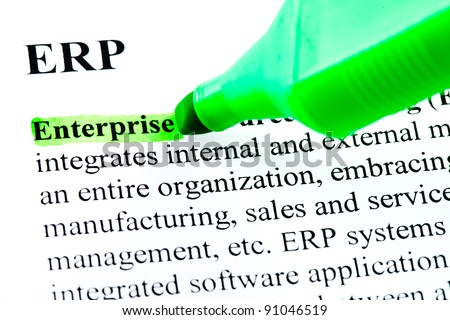 thesis on enterprise resource planning