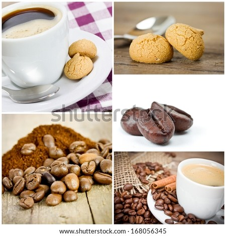 espresso - stock photo