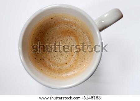 Espresso! - stock photo