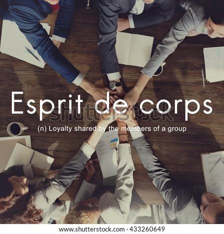 esprit de corps in management pdf