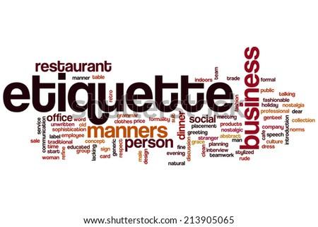 etiquette stock images royalty free images vectors shutterstock. Black Bedroom Furniture Sets. Home Design Ideas