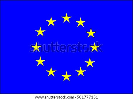 EU FLAG european