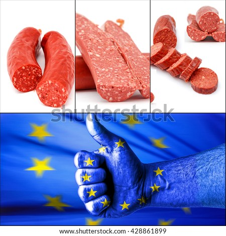 eu like sausages