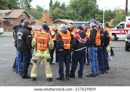 Team Communication - Emergency Response Team