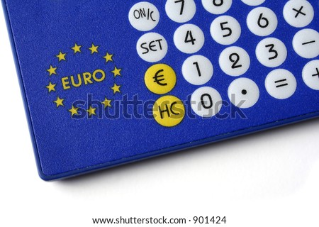 Euro-currency converter