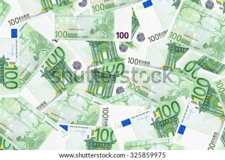 Euro (Money) - stock photo