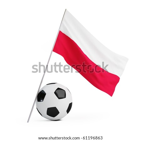 euro 2012 Poland - stock photo
