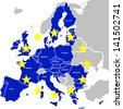 euro zone - stock
