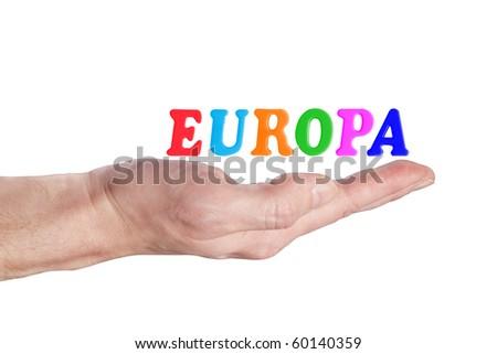 europa - stock photo