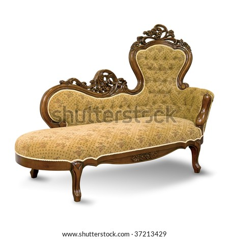 European Classical Chaise