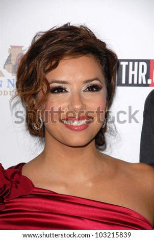 "Eva Longoria Parker at the Hollywood Reporter ""Philanthropist of the Year"" honoring Eva Longoria Parker, BOA, West Hollywood, CA.  11-16-09"