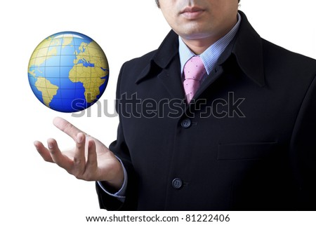 Everything is under your control - stock photo