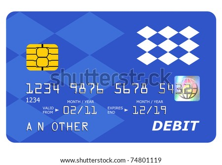 how to tell if its a credit card or debit