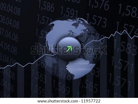 Exchange Profit - stock photo
