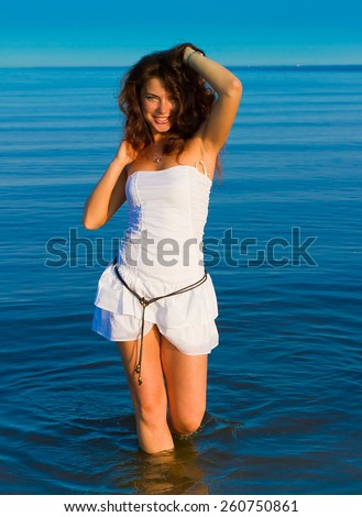 Exercise Dress Spa  - stock photo