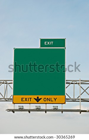 exit information