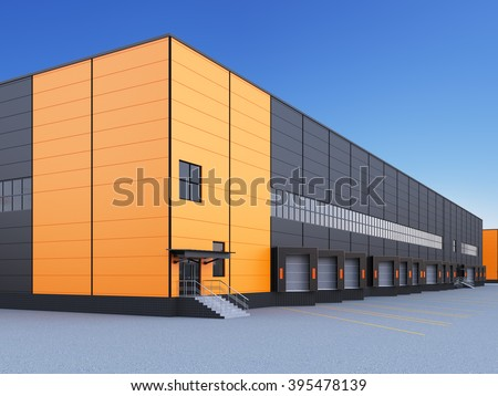 Loading Docks Stock Illustration 103769000 Shutterstock
