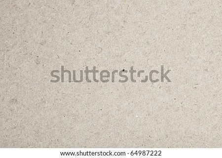 extreme closeup of a grey cardboard texture - stock photo