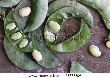 how to cook fresh romano beans