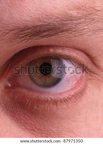 eye Close up - stock photo