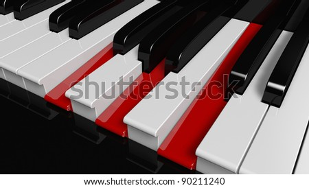 F Major Piano Chord Stock Illustration 90211240 Shutterstock