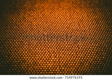 Fabric abstract background