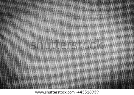 Fabric background texture / Mesh pattern / Textile material macro close-up - stock photo