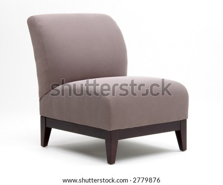 Fabric Chair - stock photo
