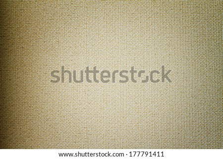 fabric cloth textile background with accent light for text - stock photo