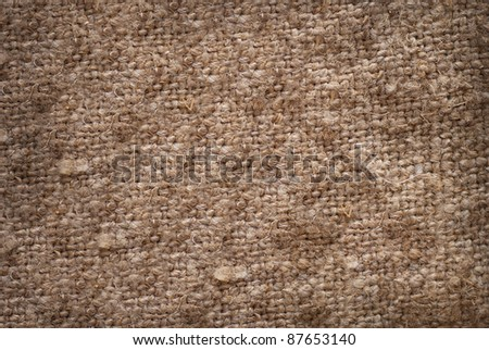 Fabric grunge texture can be used for background - stock photo