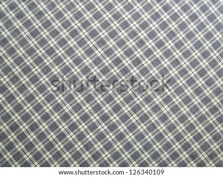 Fabric pattern texture - stock photo