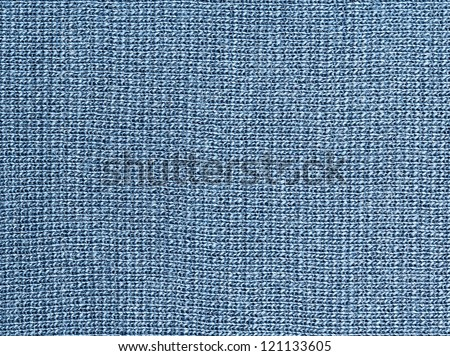 Fabric pattern texture. Clothes background. Close up - stock photo
