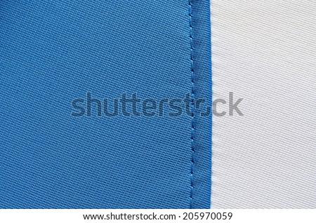 fabric texture background - stock photo