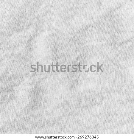 Fabric texture with delicate striped pattern. Canvas background. - stock photo