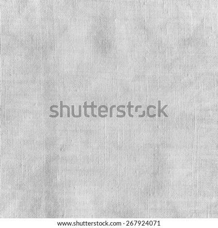Fabric texture with delicate striped pattern. Cotton canvas background. - stock photo