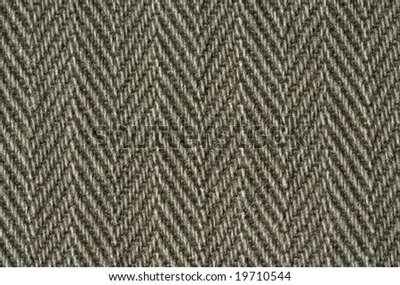 Fabric with fine thread details - stock photo