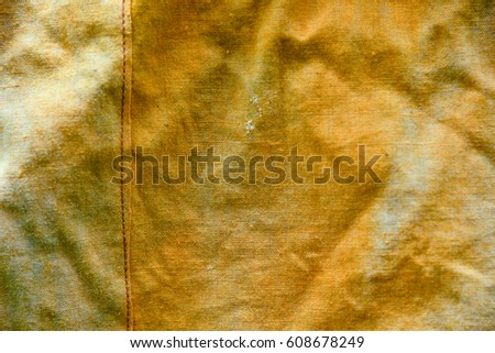 Fabric wrinkled  texture for background