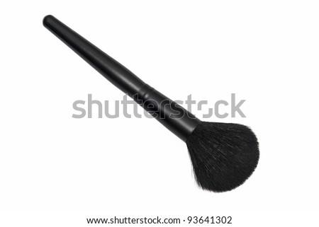 Face brush - stock photo