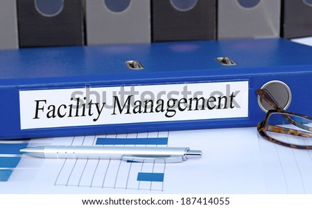 Facility Management - stock photo