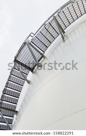factory stair