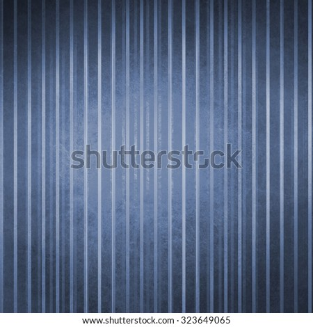 faded blue striped background with foggy white center and darker vignette frame - stock photo