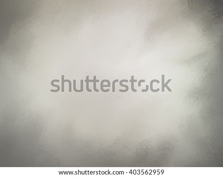 faded gray background texture, old gray dirty paper - stock photo