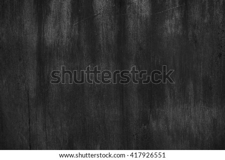 Faded worn black rusty metal texture.  - stock photo
