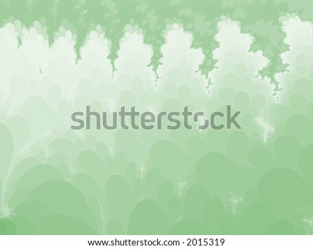 Fading from Green - High Resolution Illustration.  Suitable for graphic or background use.  Click the designer's name under the image for various  colorized versions of this illustration. - stock photo
