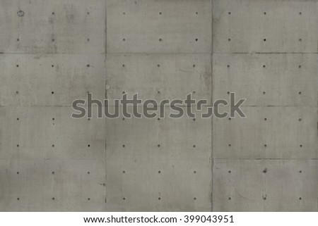 Fair Faced Concrete Seamless Texture